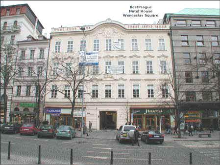 Penzion Attractive, Praha
