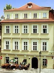 PRAG UNTERKUNFT- BISHOP´S HOUSE